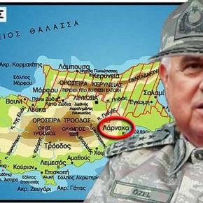 Προκλητική Τουρκική Αποκάλυψη: «Ο τουρκικός στρατός θα μπορούσε να καταλάβει τηΛάρνακα…»