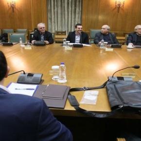 Συνεχίζεται η συνεδρίαση του ΚυβερνητικούΣυμβουλίου