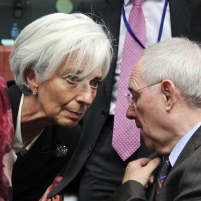 «Στην πράξη θα κριθεί η επιτυχία» τονίζει η επικεφαλής του ΔΝΤ Κρ. Λαγκάρντ: «Καταπολέμηση της φοροδιαφυγής και πάταξη της διαφθοράς οι βασικοί στόχοι για τηνΕλλάδα»