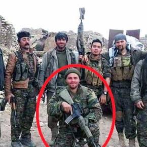 Αυτός είναι ο Κωνσταντίνος που σκοτώθηκε πολεμώντας το ΙσλαμικόΚράτος