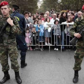 Παρέλαση χωρίς κιγκλιδώματα και με τον Στρατό να παρελαύνει και όχι να περιφρουρεί -ΔηλώσειςΚαμμένου