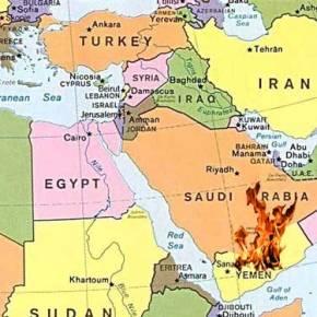 Υεμένη: Ο Μ.Ομπάμα προσκυνά τον «σουλτάνο» Ρ.Τ.Ερντογάν για να πολεμήσει το σιιτικό τόξο και η Τεχεράνη προειδοποιεί με«αιματοχυσία»