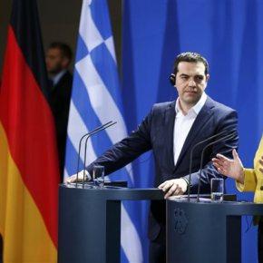 Μέρκελ: Οι Θεσμοί θα αποτιμήσουν τις μεταρρυθμίσεις – Τσίπρας: Διάλογος για να γεφυρωθούν οιδιαφορές