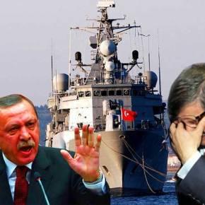 Φόβοι για επιθετική ενέργεια της Τουρκίας στις περιοχές Σαμοθράκης ή Καστελόριζου μετά το κάζο τηςΝΟΤΑΜ