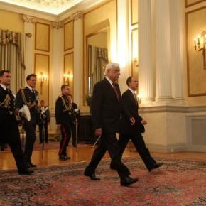 Στη Κύπρο μεταβαίνει τη Δευτέρα ο Προκόπης Παυλόπουλος Η πρώτη εκτός Ελλάδος επίσημη επίσκεψη του πραγματοποιεί ο Πρόεδρος της ΕλληνικήςΔημοκρατίας