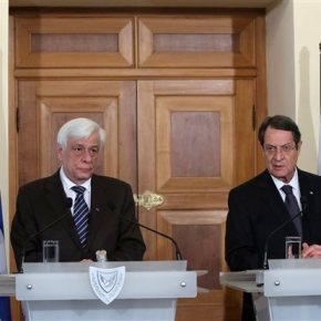 Παυλόπουλος: Η ΕΕ δεν μπορεί να υπάρξει ως Γερμανική Ευρώπη Κανείς, όση ισχύ και αν έχει δεν μπορεί να σκέφτεται με όρουςεκβιασμών