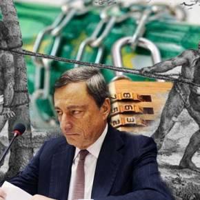 Πιστωτική ασφυξία για την Αθήνα σχεδιάζει η ΕΚΤ με το Βερολίνο – Θα μοιράζει 60 δισ.ευρώ το μήνα σε όλους πληνΕλλάδος