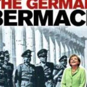 Το απίστευτο εξώφυλλο του Der Spiegel! Το τέταρτο Ράιχ, η Μέρκελ Χίτλερ και ηΑκρόπολη