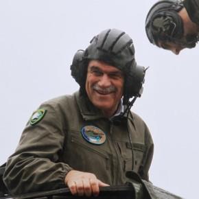 Ο Τόσκας «πήρε τ΄ άρματα»! Ο ΥΦΕΘΑ πυροβολητής σε Leopard 2 HELΦωτογραφίες.