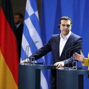 Γερμανία: Συναντήσεις Τσίπρα με Στάινμαγερ, Γκάμπριελ & ηγέτες κομμάτων.Ο κ. Τσίπρας στις 10.15 το πρωί (τοπική ώρα) θα συναντηθεί με τον Γερμανό υπουργόΕξωτερικών