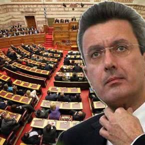 Χατζηνικολάου: Το Κοινοβούλιο πρέπει να λειτουργεί με 300 βουλευτές –ΒΙΝΤΕΟ