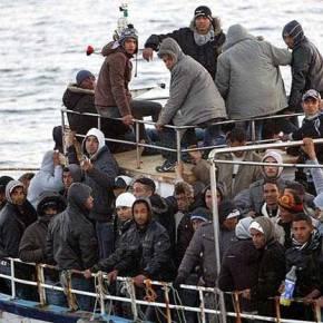 Αύξηση 223,22% στην είσοδο λαθρομεταναστών στηνΕλλάδα
