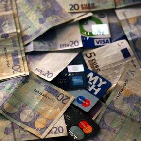 Με πιστωτική κάρτα οι συναλλαγές άνω των 70 ευρώ στανησιά