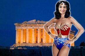 ΣΥΜΒΟΥΛΟΣ ΒΑΡΟΥΦΑΚΗ.«Δεν είμαι Ελληνίδα, είμαι Αμερικανίδα» «η Ελλάδα θα πρέπει να καταστεί λιγότεροΕλληνική»!