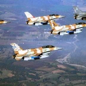 Ιστορική επιχείρηση: Έλληνας και Ισραηλινός Α/ΓΕΑ πέταξαν μαζί σε σενάριο απόκρουσης εισβολής στηΜεγίστη