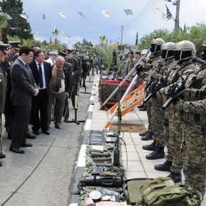 Το Τμήμα Ειδικών Ομάδων (ΤΕΟ) της Διοίκησης Καταδρομών (ΔΚΔ) της ΕθνικήςΦρουράς