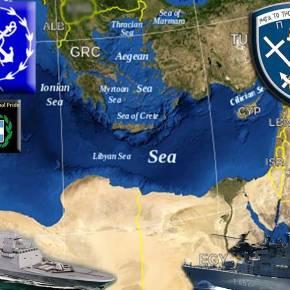Μεγάλη στρατιωτική άσκηση Ελλάδας και Αιγύπτου απέναντι στην Τουρκία «κλειδώνει» στην επίσκεψη Π.Καμμένου στοΚάιρο