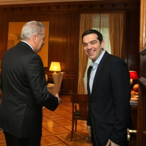 Οι επισημάνσεις Αβραμόπουλου προς Τσίπρα για τις δηλώσειςΚαμμένου