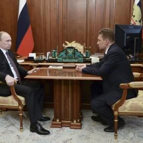 Έρχονται 5 δις από Ρωσία για τον αγωγό που έχει προκαλέσει πόλεμο μεταξύ ΕΕ καιΡωσίας
