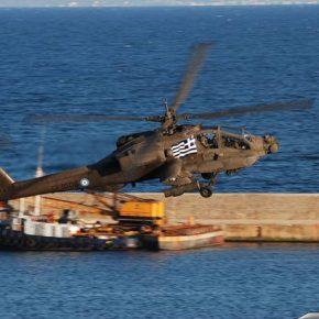 Η αναβάθµιση των Apache της ΑεροπορίαςΣτρατού