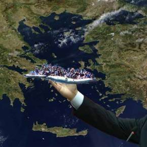 Oργανωμένη «εισβολή» λαθρομεταναστών από την Άγκυρα – 50 πλεούμενα μπαίνουν καθημερινά στα ελληνικά χωρικάύδατα