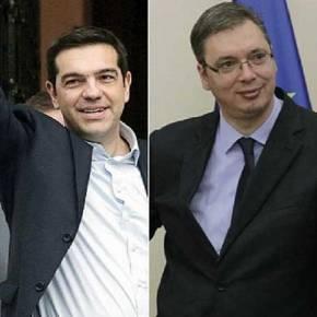 Η επίσκεψη του Α. Τσίπρα στην Σερβία θα ενεργοποιήσει το άξονα Αθήνας–Βελιγραδίου