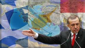 Λύσσαξαν οι Τούρκοι με την κίνηση-«ματ» του Α.Τσίπρα για άμεση οριοθέτηση της ΑΟΖ: «Διαβολικές δυνάμεις Ελλάδα-Κύπρος καιΑίγυπτος»!