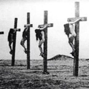 Ντοκουμέντο από τα Αρχεία του Βατικανού – Όταν ο τουρκικός στρατός σταύρωσε τις γυναίκες τωνΑρμενίων