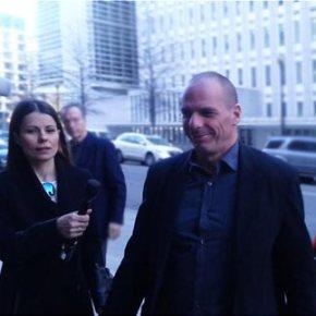 Στις συναντήσεις με τον Βαρουφάκη  Πλήρη δέσμευση στις διαπραγματεύσεις ζητούν οι ΗΠΑ από τηνΕλλάδα