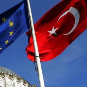 ΕΘΝΙΚΟΣ ΣΥΝΑΓΕΡΜΟΣ – Η ΕΕ ΔΙΝΕΙ «ΔΩΡΟ» ΤΗΝ ΚΥΠΡΟ ΣΤΗΝΤΟΥΡΚΙΑ