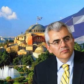 Μ. Χαρακόπουλος: Nα αποτραπεί η μετατροπή της Αγιασοφιάς σετζαμί