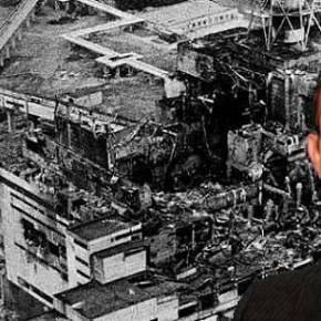Το Τσέρνομπιλ και τα ξεφτιλίκια του μεγαλοδημοσιογράφου ΠαύλουΤσίμα