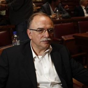 Δ. Παπαδημούλης: Όχι σε νέες εκλογές, ναι σε «έντιμο συμβιβασμό» Απάντηση σε δηλώσεις του έτερου ευρωβουλευτή του ΣΥΡΙΖΑ, Κ.Χρυσόγονου