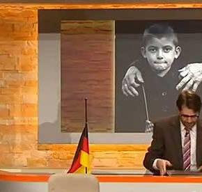"""Το """"efharisto"""" στα ελληνικά από το Γερμανό δημιουργό του συγκλονιστικού βίντεο για τοΔίστομο"""