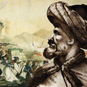 Και ο πατέρας, του σφαγέα των Ελλήνων Ιμπραήμ πασά, εκπαιδευτικόπρόγραμμα