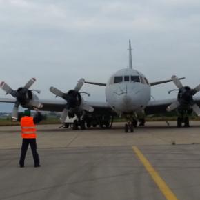 «Πήραν μπροστά» οι κινητήρες των P 3 Orion! Αποκλειστικό βίντεο από τηνΕλευσίνα