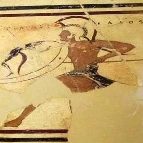 O μυστηριώδης ήρωας της Μάχης του Μαραθώνα που εξόντωνε μαζικά τους Πέρσες με ένα άγνωστο υπερόπλο(εικόνα)
