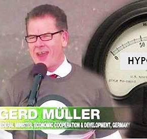 «Αγράμματος» υπουργός της Μέρκελ «κούφανε» τουςΑμερικανούς