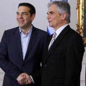 ΑΥΣΤΡΙΑΚΟΣ ΚΑΓΚΕΛΑΡΙΟΣ Φάιμαν: Αρχάριοι οι Ελληνες, αλλά γιατί ο Σόιμπλε θέλει να αποδείξει ότι είναι τέλειοςεπαγγελματίας;