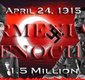 Η γενοκτονία των Αρμενίων και η υποκρισία τωνΤούρκων