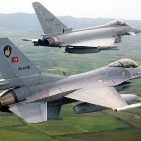Δύο (2) Ελληνικά F-16 εγκλώβισαν και έτρεψαν σε φυγή έξι (6)Τούρκικα μαχητικά …Πουδιαμαρτύρονται!