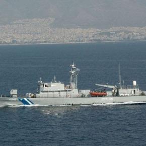 Τα τρια πλοία στον πόλεμο κατά των δουλεμπόρων στο Αιγαίο –ΒΙΝΤΕΟ