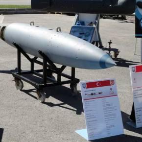 Nέες Δοκιμές Πυρομαχικών για την ΤουρκικήΑεροπορία