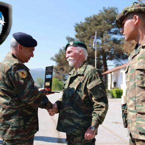 Πάντα Καταδρομέας ανέφερε υπερήφανα ο Έφεδρος στον Α/ ΓΕΕΘΑ στην «Μακεδονομάχος2015″»