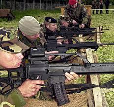 O Ελληνικός Στρατός κατέταξε πρώτο ένα τουφέκι που στη Γερμανία κρίνεται ωςάχρηστο