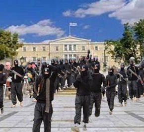 Οι τζιχαντιστές του ISIS απειλούν ευθέως τους Έλληνες με θάνατο! «Είμαστε στις χώρες σας, στις γειτονιές σας, στις πόλειςσας!»