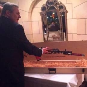 ΚΡΙΣΙΜΗ ΠΑΡΑΜΕΤΡΟΣ Η ΧΡΗΜΑΤΟΔΟΤΗΣΗ ΤΩΝ ΕΛΛΗΝΟΡΩΣΙΚΩΝ ΑΜΥΝΤΙΚΩΝ ΠΡΟΓΡΑΜΜΑΤΩΝΕκπληξη από Μόσχα: Διάδοχο σχέδιο του ΑΚ-47 Καλάσνικοφ θα είναι το νέο φορητό όπλο των ελληνικών ΕνόπλωνΔυνάμεων;