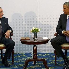 ΙΣΤΟΡΙΚΗ ΣΥΝΑΝΤΗΣΗ Ομπάμα: Ειλικρινής και αποδοτική η συζήτηση με τονΚάστρο