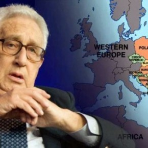 Kissinger: «Ύποπτοι και τρομοκράτες όσοι αντιστέκονται στο παγκόσμιο σύστημα»(ΒΙΝΤΕΟ)