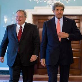 Ο ρωσικός αγωγός ενεργοποίησε τις ΗΠΑ: Στέλνουν «πακέτο» προτάσεων οικονομικής στήριξης στην Ελλάδα – Τι είπε ο Κέρι στονΚοτζιά